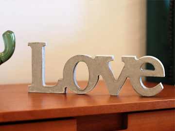 Letreiro Love_